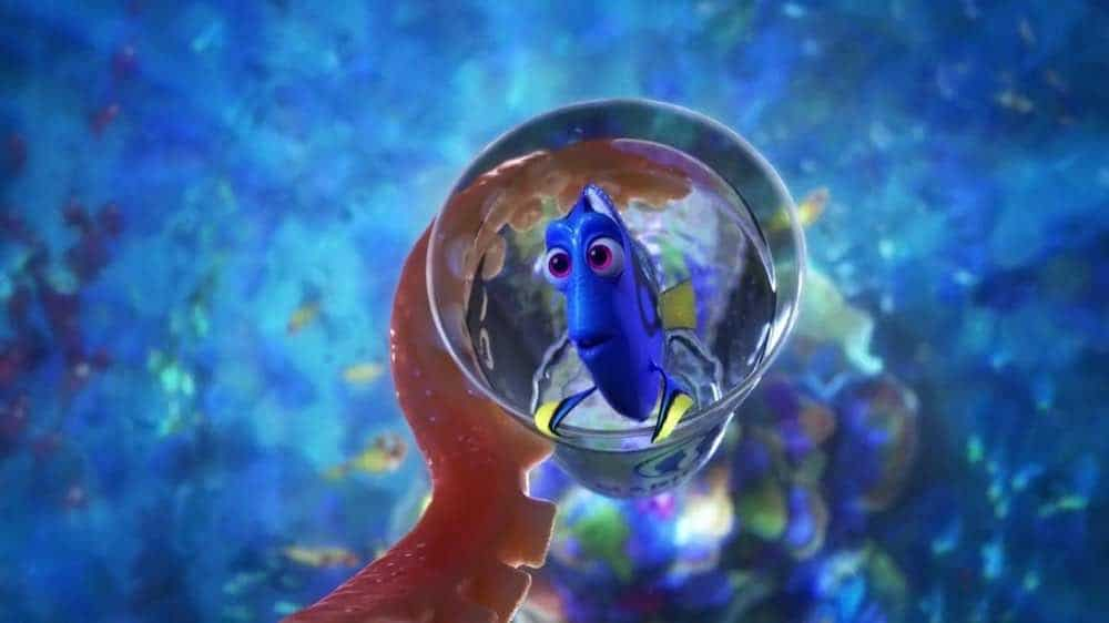 Finding Dory 2016 Featured Animation