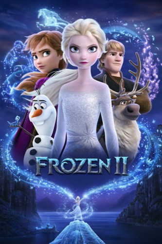 Frozen 2 2019 movie poster