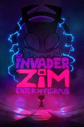 Invader Zim Enter The Florpus 2019 movie poster