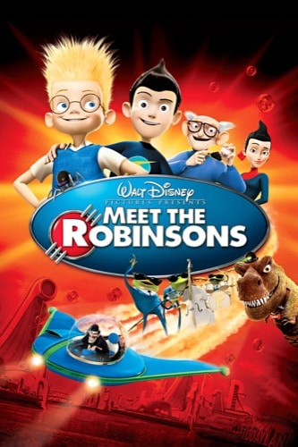 Meet the Robinsons 2007 movie poster