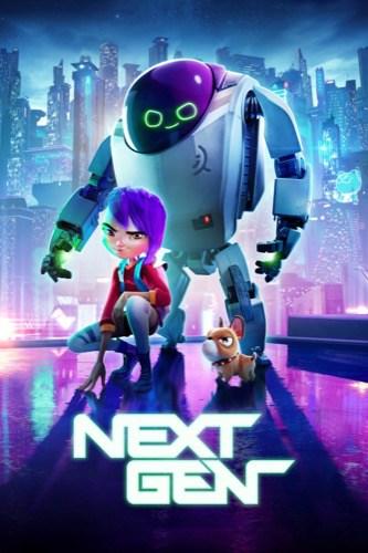 Next Gen 2018 movie poster