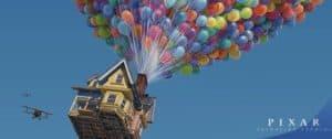 Pixar animated movies