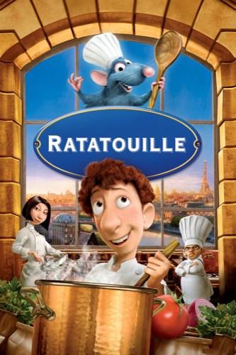 Ratatouille 2007 movie poster
