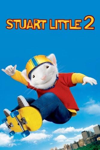 Stuart Little 2 2002 movie poster 1
