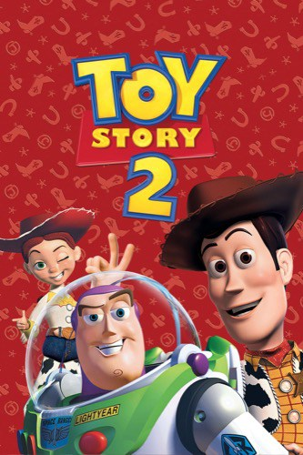 Toy Story 2 1999 movie poster