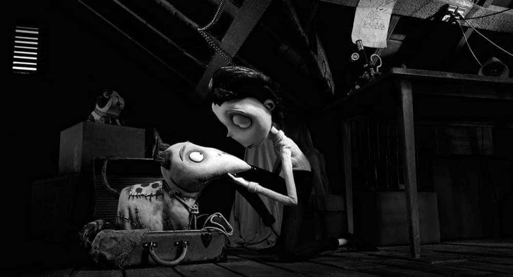 Frankenweenie 2012 Featured Animation