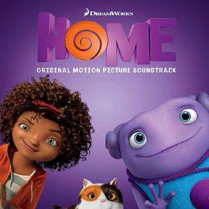 Home soundtrack album cover