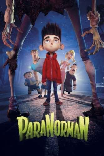 ParaNorman 2012 movie poster