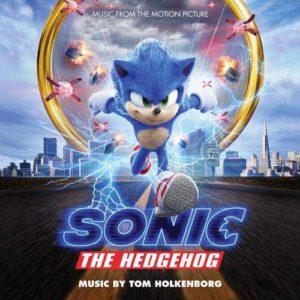 Sonic the Hedgehog soundtrack album cover