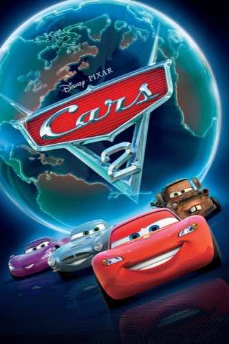 Cars 2 2011 movie poster