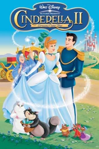 Cinderella 2 Dreams Come True 2002 movie poster