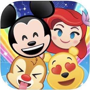 Disney Emoji Blitz app store app icon