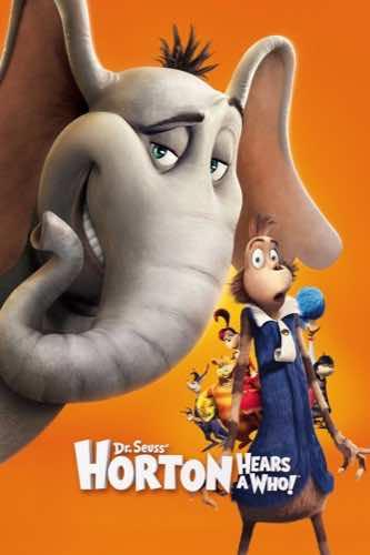 Horton Hears A Who! 2008 movie poster