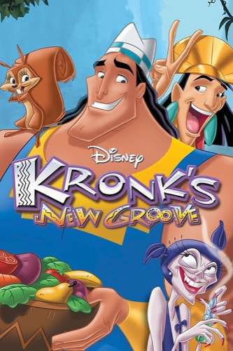 Konk's New Groove 2005 movie poster