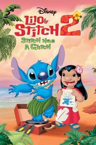 Lilo & Stitch 2 Stich Has A Glitch 2005 movie poster