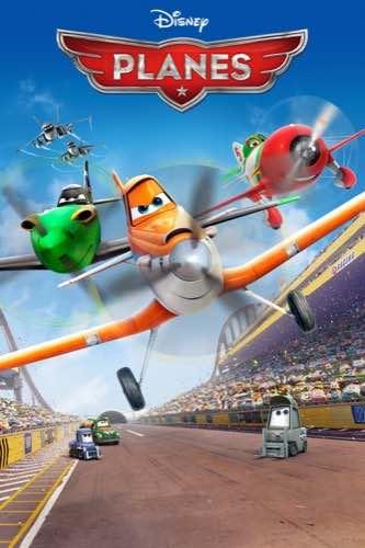 Planes 2013 movie poster
