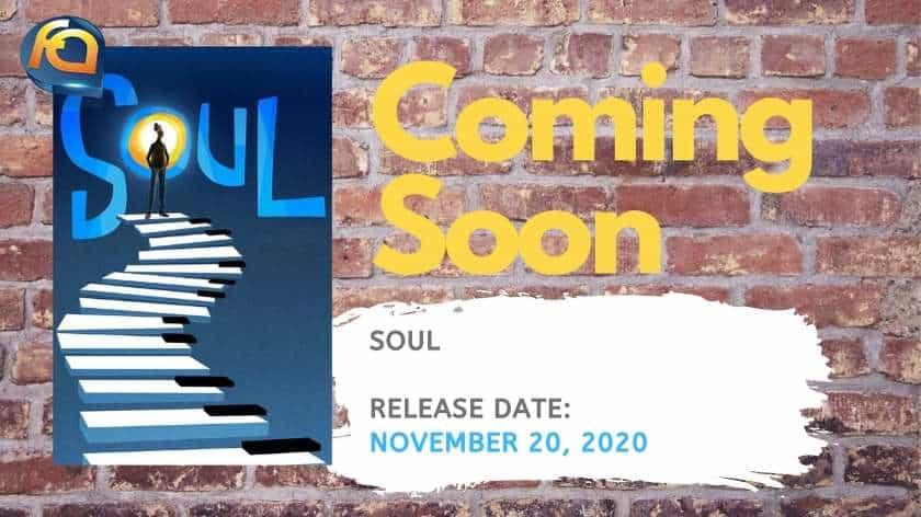 Soul release date November 20, 2020