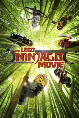 The LEGO Ninjago movie 2017 movie poster