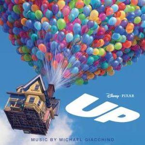 Up soundtrack album cover
