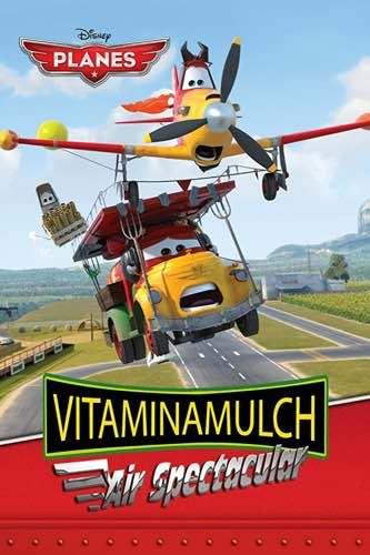 Vitaminamulch Air Spectacular 2014 short movie poster