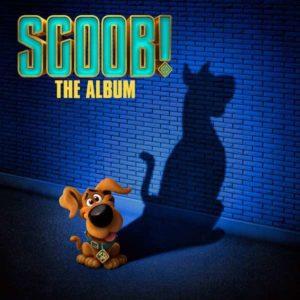 Scoob soundtrack album cover