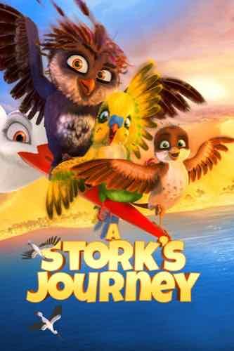 A Stork's Journey 2017 movie poster
