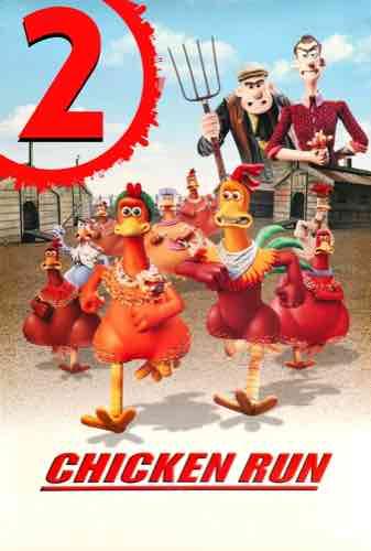 Chicken Run 2 filler poster