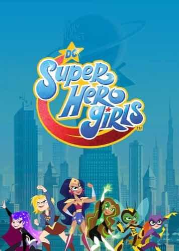 DC Super Hero Girls 2019 tv show poster