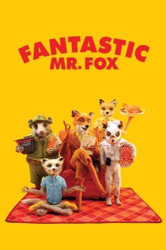 Fantastic Mr. Fox 2009 movie poster