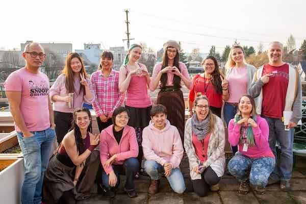 Mainframe studios pink shirt day