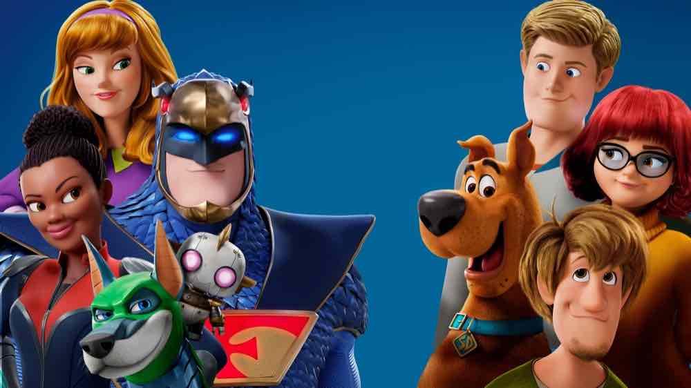 Scoob Characters 2020