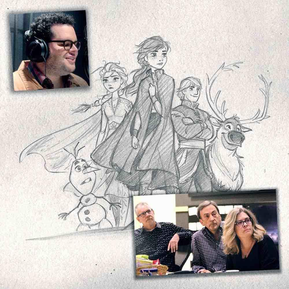 Walt Disney Animation Studios behind the scenes 3