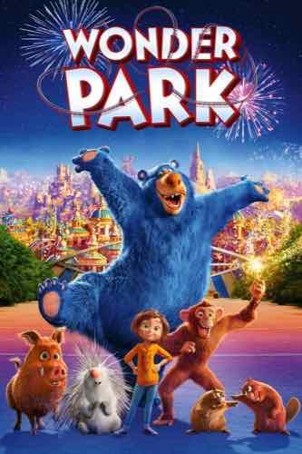 Wonder Park 2019 movie poster