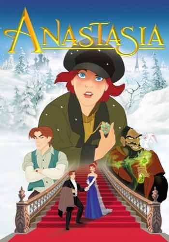 Anastasia 1997 movie poster
