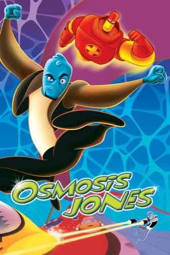 Osmosis Jones 2001 movie poster