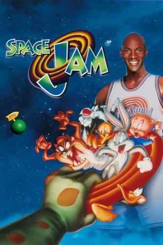 Space Jam 1996 movie poster