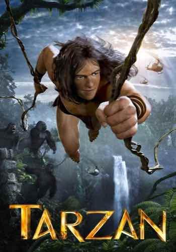 Tarzan 2013 movie poster