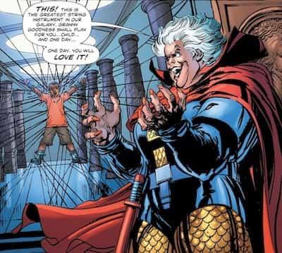 Granny Goodness comic