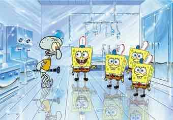 SpongeBob Future SB129