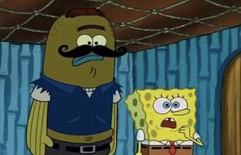 SpongeBob and The Tattletale Strangler
