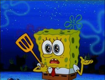 SpongeBob's Golden Spatula