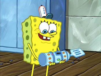 Spongebob's Le Spatula