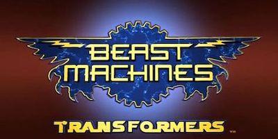 Beast Machines Transformers series logo