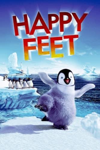 Happy Feet movie poster 2006