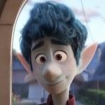 Ian Lightfoot Onward Disney Pixar