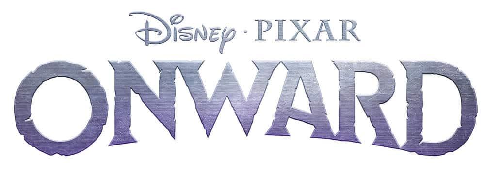 Onward Logo Disney Pixar 2020