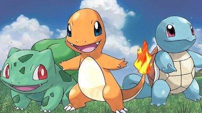 Pokemon reboot characters