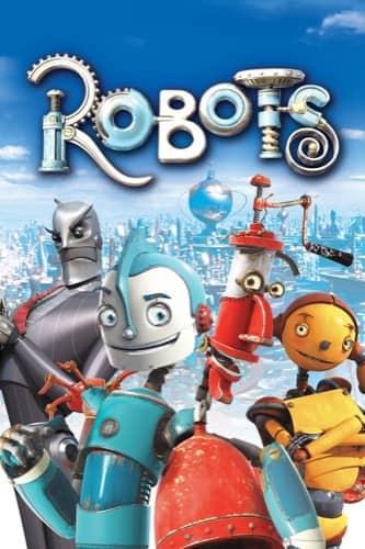 Robots movie poster 2005