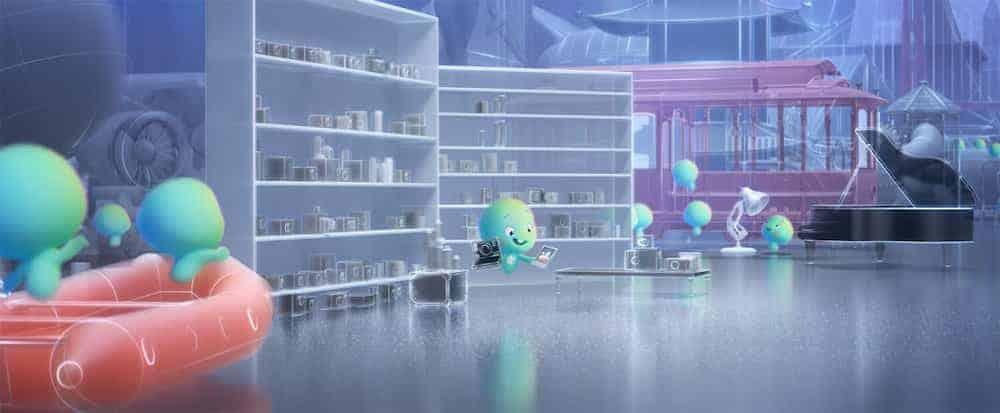 Soul Pixar movie The Hall of Everything