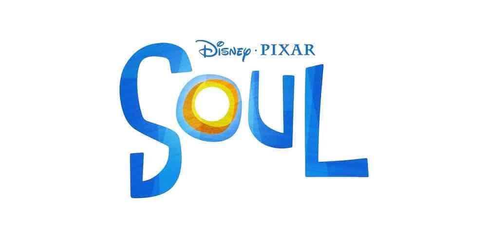 Soul logo Disney Pixar movie